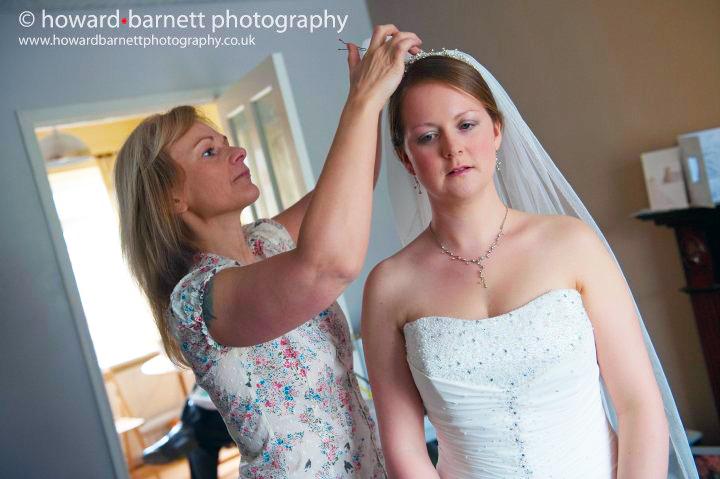 Wedding and Bridal Hair Design Leeds