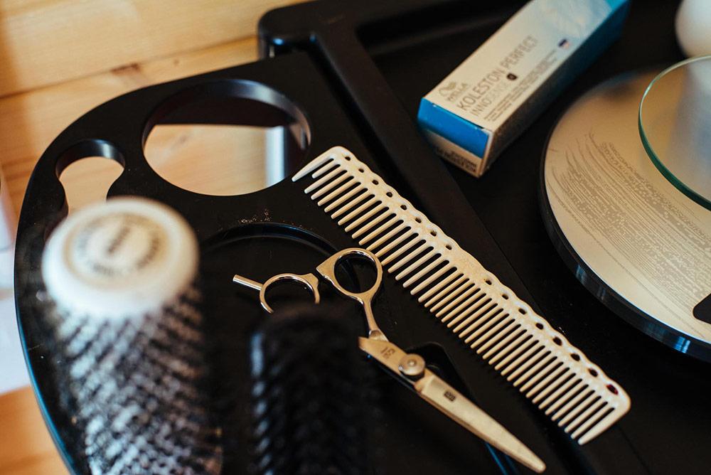 Cutting and Styling - Mango Hair Design Leeds