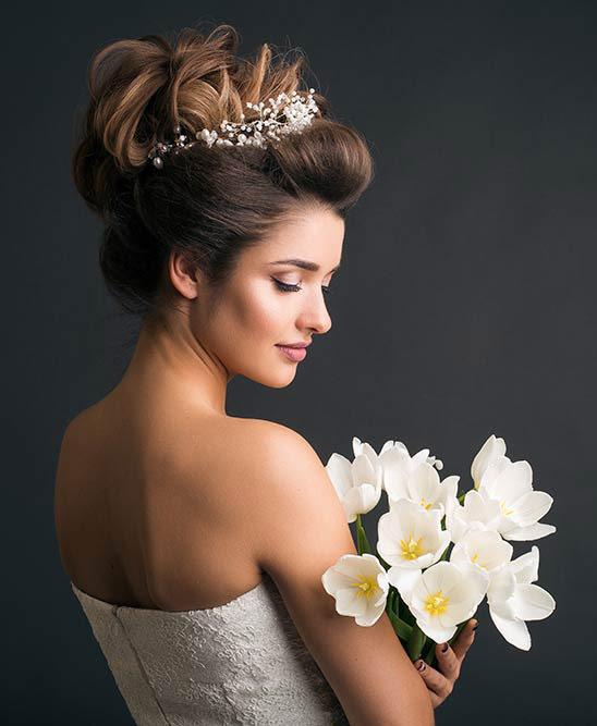 Wedding hairstyling Leeds
